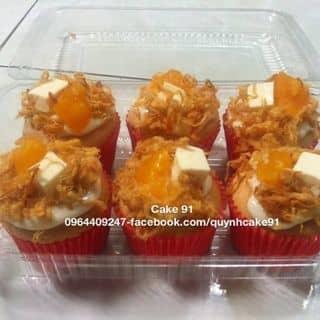 """Kupcake trứng muối -0964409247 """"Cake 91"""" của phamquynh12 tại 01265700814 - 08.39163075, 492/4/5 Thống Nhất, phường 16, Quận Gò Vấp, Hồ Chí Minh - 510808"""