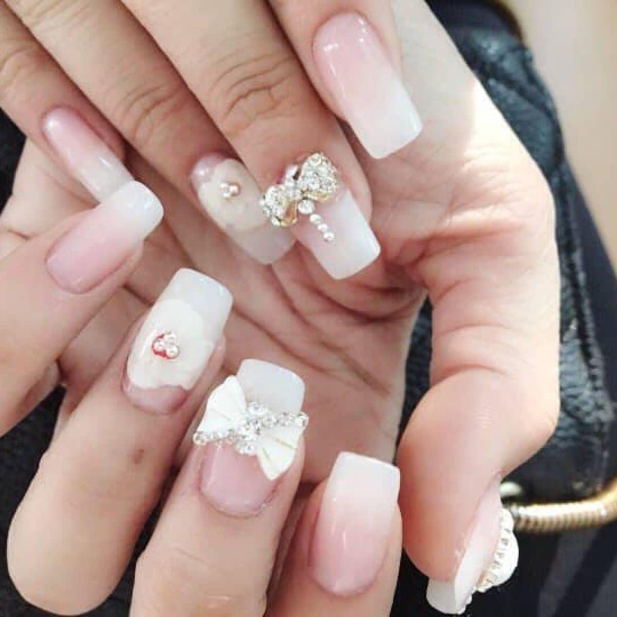 Làm nails tại nhà, chuyên sơn vẽ gel, đắp bột đắp gel tại Quận Tân ...