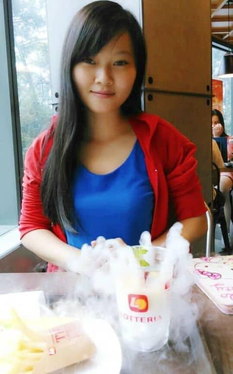 Magic yogurt - 1459517 ynguyen31312 - Lotteria - Diamond Plaza - 34 Lê Duẩn, Quận 1, Hồ Chí Minh