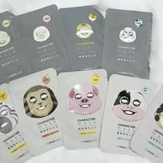 Mặt nạ thú Hàn quốc của huyentam9 tại Shop online, Huyện Càng Long, Trà Vinh - 3002185