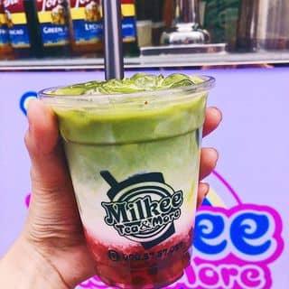 Matcha berry latte của gemiphan2205 tại D68 Hoàng Diệu, Quận 4, Hồ Chí Minh - 4061361