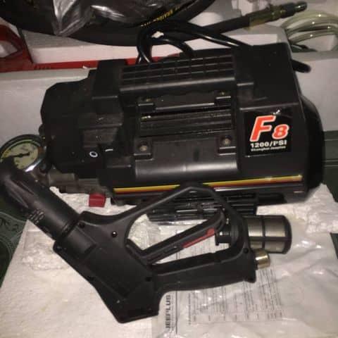 Máy rửa xe mini cao áp F8 - 4098518 phongtamgroup - Đà Nẵng ® - Đà Nẵng