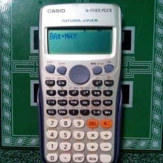 Máy tính cầm tay Casio fx-570ES PLUS của vutang2221 tại Quảng Trị - 3436430