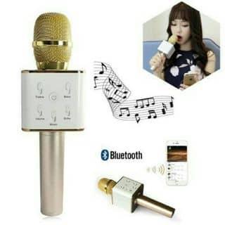 Mic Q7 kiêm loa phát nhạc âm thanh cực pro của haidang268 tại Phú Thọ - 2995852