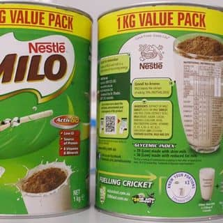 Milo Úc 1kg của lehiep67 tại Lâm Đồng - 3775510