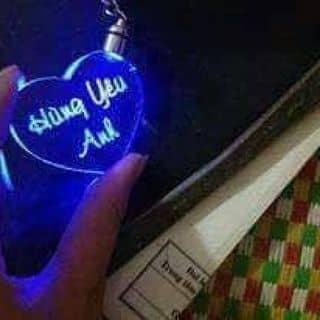 Móc khóa LED in hình theo yêu cầu của thichnhu tại Ấp 3A,  Thị Trấn Lộc Ninh, Huyện Lộc Ninh, Bình Phước - 3398665
