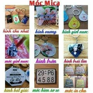 Móc khóa mica in hình của myxuyen13 tại Shop online, Huyện Phú Hoà, Phú Yên - 1474930