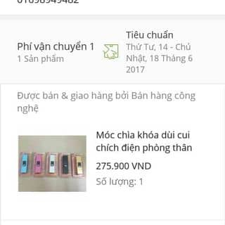 Móc khóa tự vệ chích điện của dungnguyen912 tại Hưng Yên - 3756838