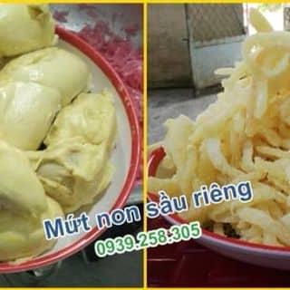 Mứt dừa non sầu riêng đặc biệt của ducpham92 tại 82/50A Nguyễn Huệ, Phường 1, Thành Phố Bến Tre, Bến Tre - 1041604