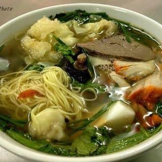 5 quán mì vằn thắn hút khách ở Hà Nội