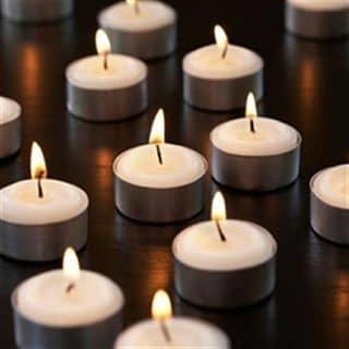 Nến tealight của nguyet1795 tại 0917388091, QL1A, Thành Phố Phan Rang-Tháp Chàm, Ninh Thuận - 1050700