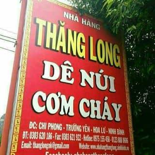Nhà hàng Thăng Long gần Tràng An Ninh Bình của nhahangthanglongnb tại Khu Du Lịch Chùa Bái Đính, Bái Đính -Tràng An, Thành Phố Ninh Bình, Ninh Bình - 4872282