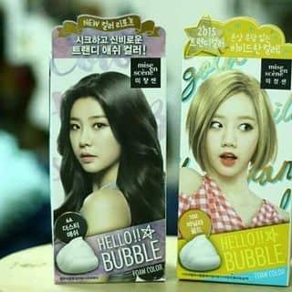 Nhuôm tóc hello bubble mis sen của ngocbich552 tại Khánh Hòa - 2409302