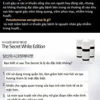 Nước hoa vùng kín của SECRET LOVE EDITTION Hàn Quốc của lonahuynh1 tại Bình Dương - 3407570