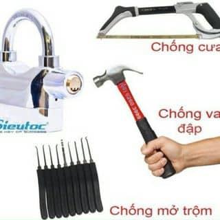 Ổ khóa chống trộm thông minh của muoitieu2015 tại Ninh Thuận - 1537461