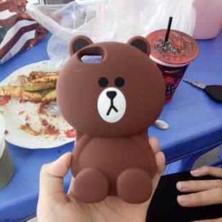 Ốp Gấu Brown cho iphone 5/5S 6/6S 6Plus/6SPlus của curumisanty tại Lào Cai - 2372528