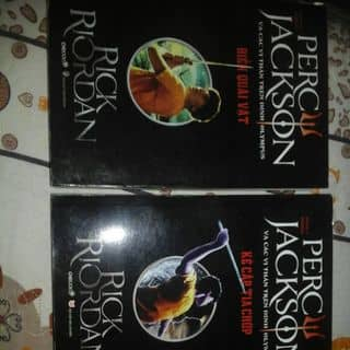 Percy jackson tập 1&2 của nguyenvpnhung tại Lâm thao, Huyện Lâm Thao, Phú Thọ - 3140482