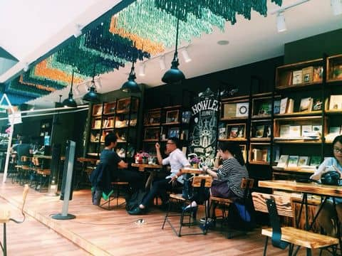 Phương Nam Book Cafe