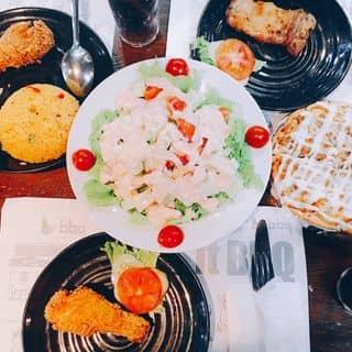 Pizza bò cơm gà bbq của zynbi tại 169 Minh Cầu, Thành Phố Thái Nguyên, Thái Nguyên - 5930312
