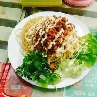 Pizza 🍕🍕🍕 + mỳ ý 🍝🍝🍝🍝🍝🍝 của tetngonbit tại 94 Lê Lai, Lê Lợi, Thành Phố Hưng Yên, Hưng Yên - 3696372