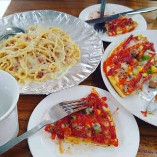 Pizza thập cẩm + Mì ý  của xieemxieem tại 01645526067, Thành Phố Thái Nguyên, Thái Nguyên - 1738061