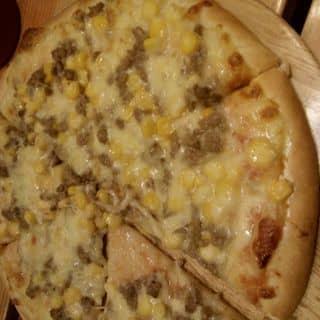Pizza vs salad 😍 của ngocnguyenthanh tại số 30 36 Châu Xuyên, Thành Phố Bắc Giang, Bắc Giang - 775575