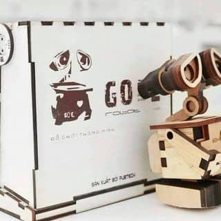 Robot gỗ của hieunguyen0123 tại Điện Biên - 3242220