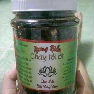 Rong biển cháy tỏi ớt của trantrinh232 tại Hồ Chí Minh - 3843814