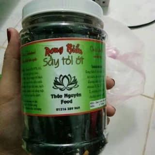 Rong biển sấy tỏi ớt của anvatsachngon tại Quảng Ninh - 3829559