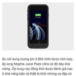 Sạc mophie của lananh6262 tại Lạng Sơn - 2586760