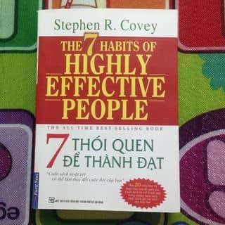"""Sách"""" 7 thói quen để thành đạt của tamdaiphattamdaiphat tại Hải Dương - 2728310"""