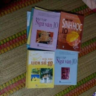 Sách bài tập 10 của phamduan2 tại Kiên Giang - 3457661