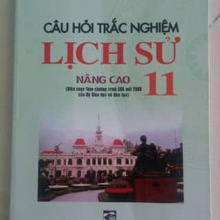 Sách bài tập sử 11 của toanpham1919 tại Quảng Ngãi - 1719553