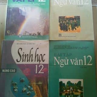 Sách cũ lớp 12 của huanledam tại Phú Yên - 1229584