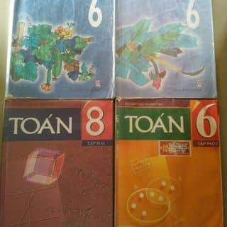 Sách cũ lớp 6- lớp 8 của huanledam tại Phú Yên - 1229493
