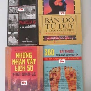 Sách cũ sưu tầm của huanledam tại Phú Yên - 1498698