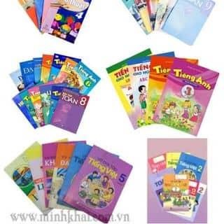 Sách giáo khoa mới giảm 50% của venduongla tại Bình Phước - 3408716