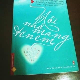 """Sách """"Nỗi nhớ mang tên em"""" của motnha117 tại Thừa Thiên Huế - 2880801"""