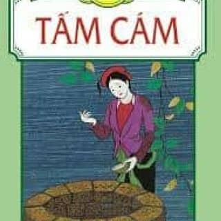 Sách truyện cổ tích tấm cám của huynhgiaminh tại Shop online, Huyện Ngã Năm, Sóc Trăng - 3522401