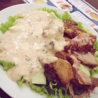 Salat gà hun khói của luvss5014ever tại 307 Nguyễn Thái Học, Hồng Hà, Thành Phố Yên Bái, Yên Bái - 843218