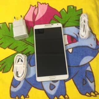 Samsung Galaxy Note 3 màu trắng 32gb của phucbakien123 tại Hồ Chí Minh - 3246977