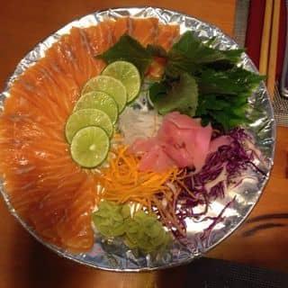 Sashimi cá hồi của bongxinhcuame tại 57 Hoàng Văn Thụ, Hải Châu, Quận Hải Châu, Đà Nẵng - 972106