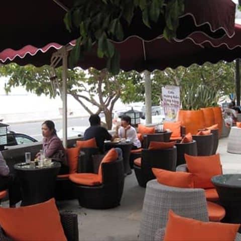 Các hình ảnh được chụp tại Seaside Cafe - Seaside Resort