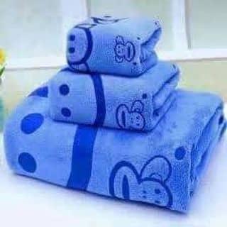 Set 3 khăn của ngocsamsam1 tại Bắc Ninh - 2808569