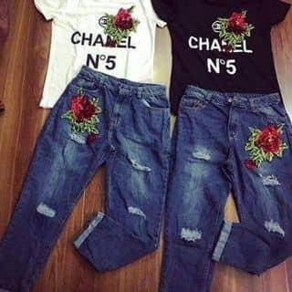 Set áo +jean của linhshannon tại Lâm Đồng - 2979612