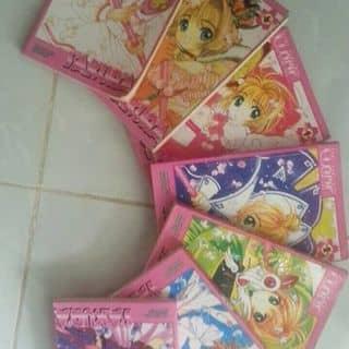 Set truyện Card Captor của trankani tại Cần Thơ - 3448053