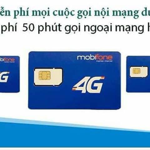 Sim 4G / 3G MOBIFONE 62GB/THÁNG - 4713825 hoaiphan9 - Đường trần thị xanh