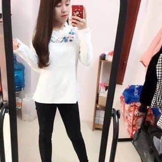 Sơ mi cổ thêu hoa  của shopmay tại Sơn La - 2670868
