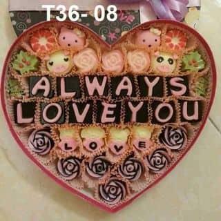 Socola valentine của cogaidentuxuhoahong tại 676 Ngô Gia Tự, Ninh Phong, Thành Phố Ninh Bình, Ninh Bình - 5958648