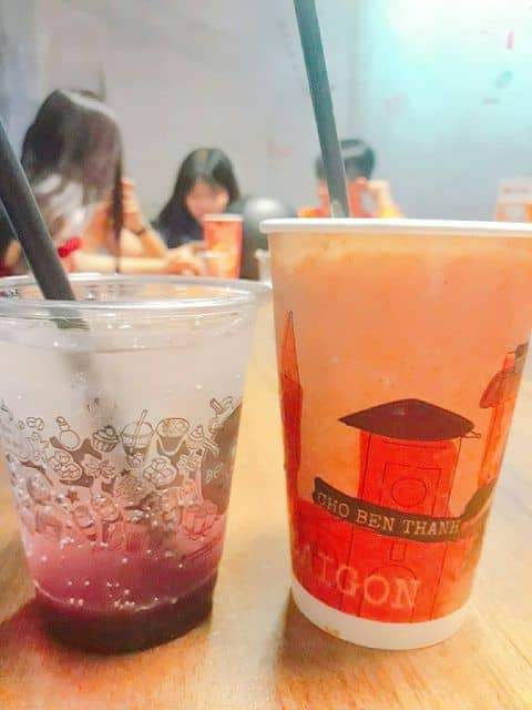 Soda việt quất - 2598894 punny - Đen Đá Coffee - Pasteur - 182 Pasteur, Bến Nghé, Quận 1, Hồ Chí Minh